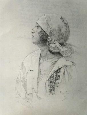 Mucha Alphonse Daughter