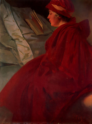 The Red Cape 1902 64 8x48 8cm