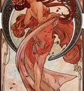 Dance 1898 38x60cm