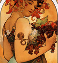 Fruit 1897 44 4x66 2cm litho