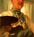 Self Portrait 1907 44x28 5cm