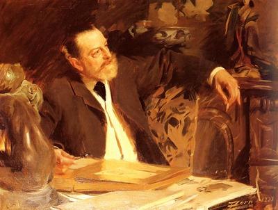Zorn Anders Antonin Proust