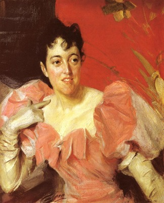 Zorn Anders Mrs Walter Bacon