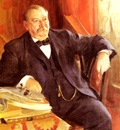 Zorn Anders President Grover Cleveland
