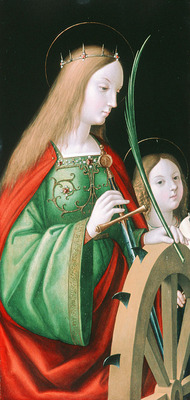 Solario Andrea St  Catherine