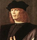 Solari Andrea Portrait of a Man