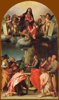 Assumption of the Virgin WGA