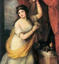 kauffmann angelica portrait of a woman