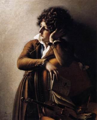 GIRODET Anne Louis Benoit Agnes Trioson