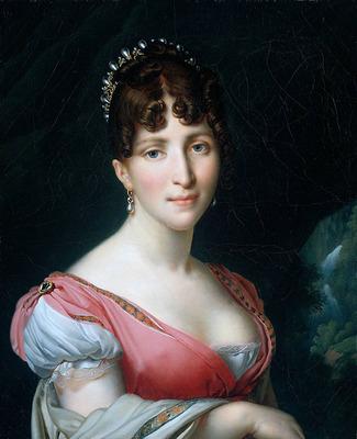 Girardet Trioson Hortense de Beauharnais
