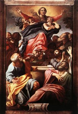 Assumption of the Virgin Mary WGA
