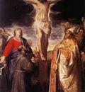 Carracci Annibale Crucifixion