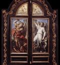 Carracci Annibale Triptych2
