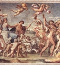 Carracci Annibale Triumph of Bacchus and Ariadne