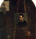 Self portrait WGA