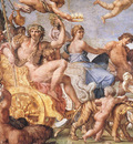 Triumph of Bacchus and Ariadne detail WGA