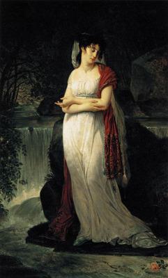 GROS Antoine Jean Christine Boyer
