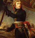 Gros Jean Antoine Bonaparte on the Bridge at Arcole