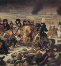Gros Jean Antoine Napoleon on the battlefield of Eylau