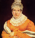 Gros Jean Antoine Portrait of Mademoiselle Recamier