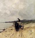 Mauve Anton The Sand Cart
