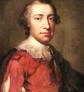 Mengs Anton Raphael Portrait Of A Gentleman