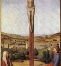 ANTONELLO da Messina Crucifixion