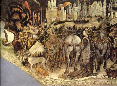 PISANELLO Saint George And The Princess Of Trebizond