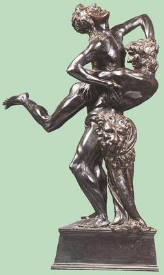 Pollaiolo Antonio Hercules and Anteus