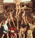 POLLAIUOLO Antonio del Martyrdom Of St Sebastian