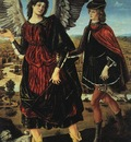POLLAIUOLO Antonio del Tobias And The Angel