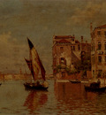 Reyna Antonio Maria De Venetian Canal