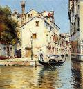 reyna antonio venetian canal scenes pic