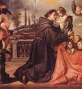 PEREDA Antonio de St Anthony Of Padau With Christ Child