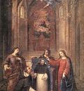 PEREDA Antonio de St Dominic