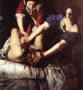 GENTILESCHI Artemisia Judith Beheading Holofernes