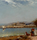 Meadows Arthur Joseph Cannes In The Riviera