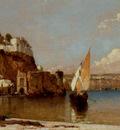Meadows Arthur Joseph Sorrento Bay Of Naples