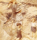 Rachkam Arthur Children By The Sea