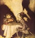 Rackham Arthur Mother Goose Jack Sprat and His Wife
