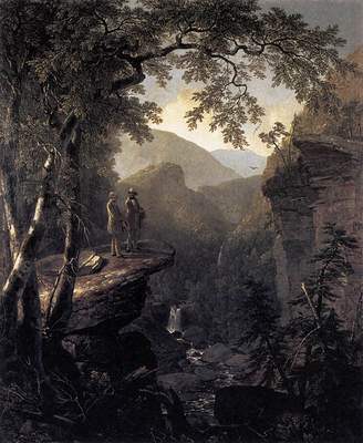 DURAND Asher Brown Kindred Spirits