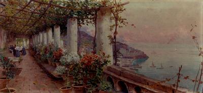 Pratella Attilio Pergola In Amalfi