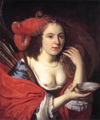 HELST Bartholomeus van der Anna Du Pire As Granida