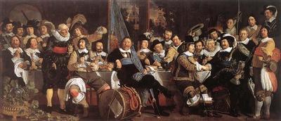 HELST Bartholomeus van der Celebration Of The Peace Of Munster
