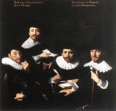HELST Bartholomeus van der Regents Of The Walloon Orphange