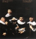 HELST Bartholomeus van der Regents Of The Walloon Orphange
