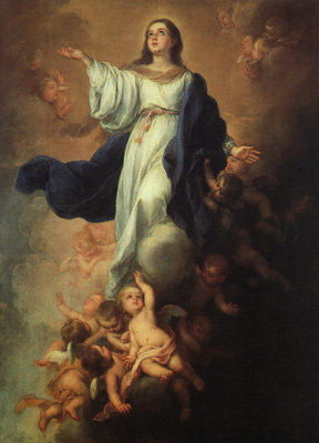 Murillo Assumption of the Virgin