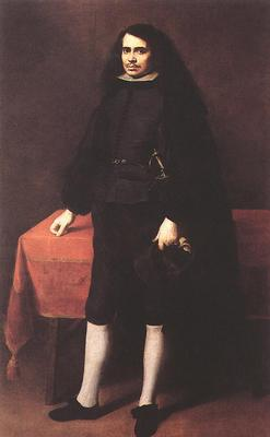 Murillo Portrait of a Gentleman in a Ruff Collar