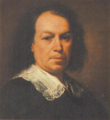 Murillo Self Portrait