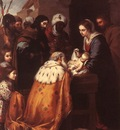Murillo Adoration of the Magi